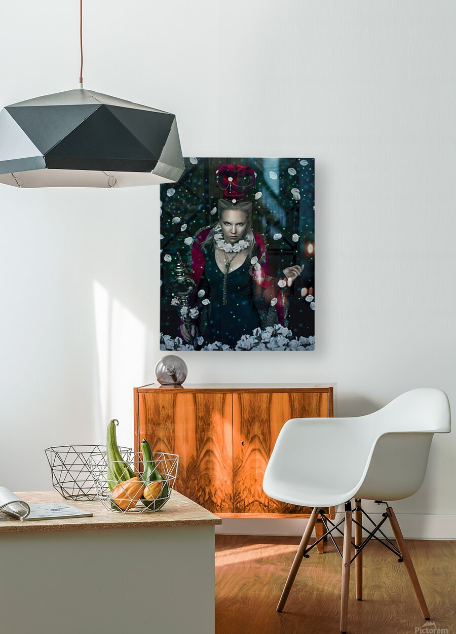 Majestic Feria  HD Metal print with Floating Frame on Back