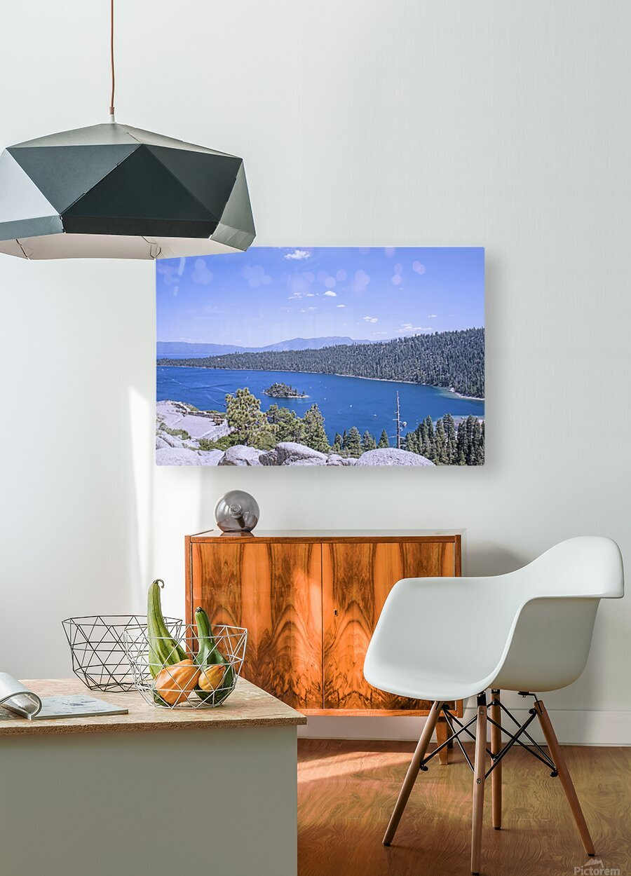 Out West 3 of 8  HD Metal print with Floating Frame on Back