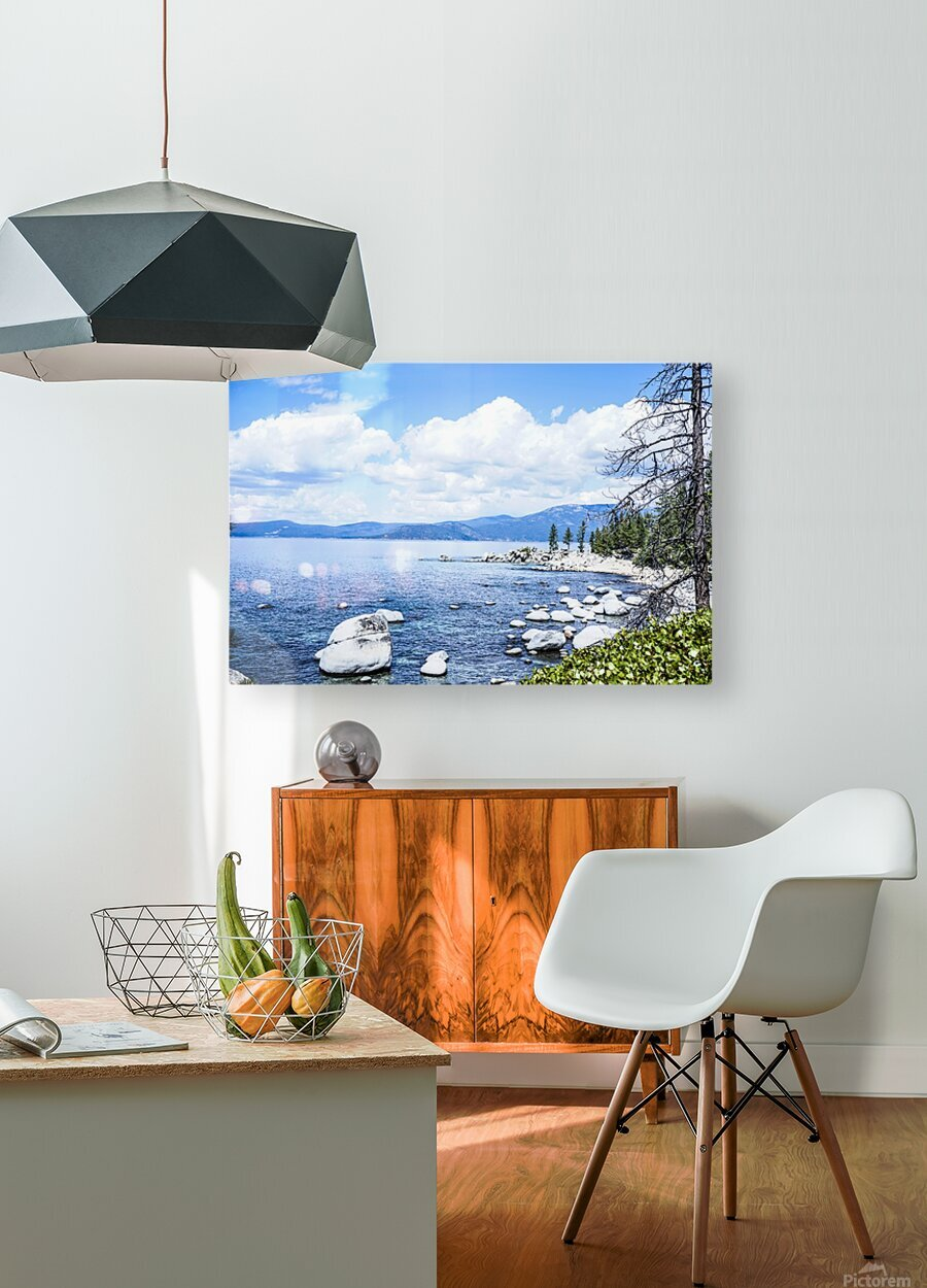 Out West 5 of 8  HD Metal print with Floating Frame on Back