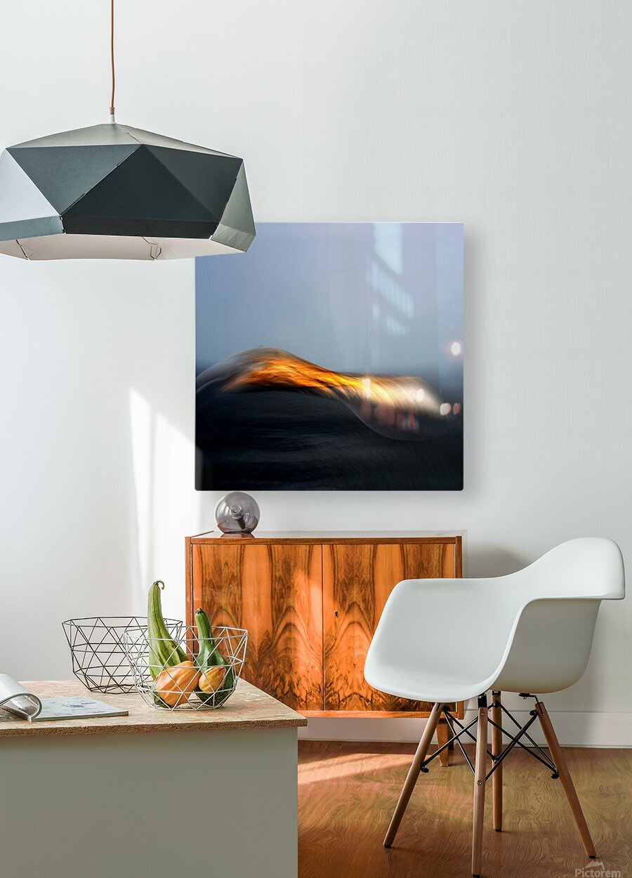 ---Balance of life---           Ltd edition of 5 -2 left  HD Metal print with Floating Frame on Back