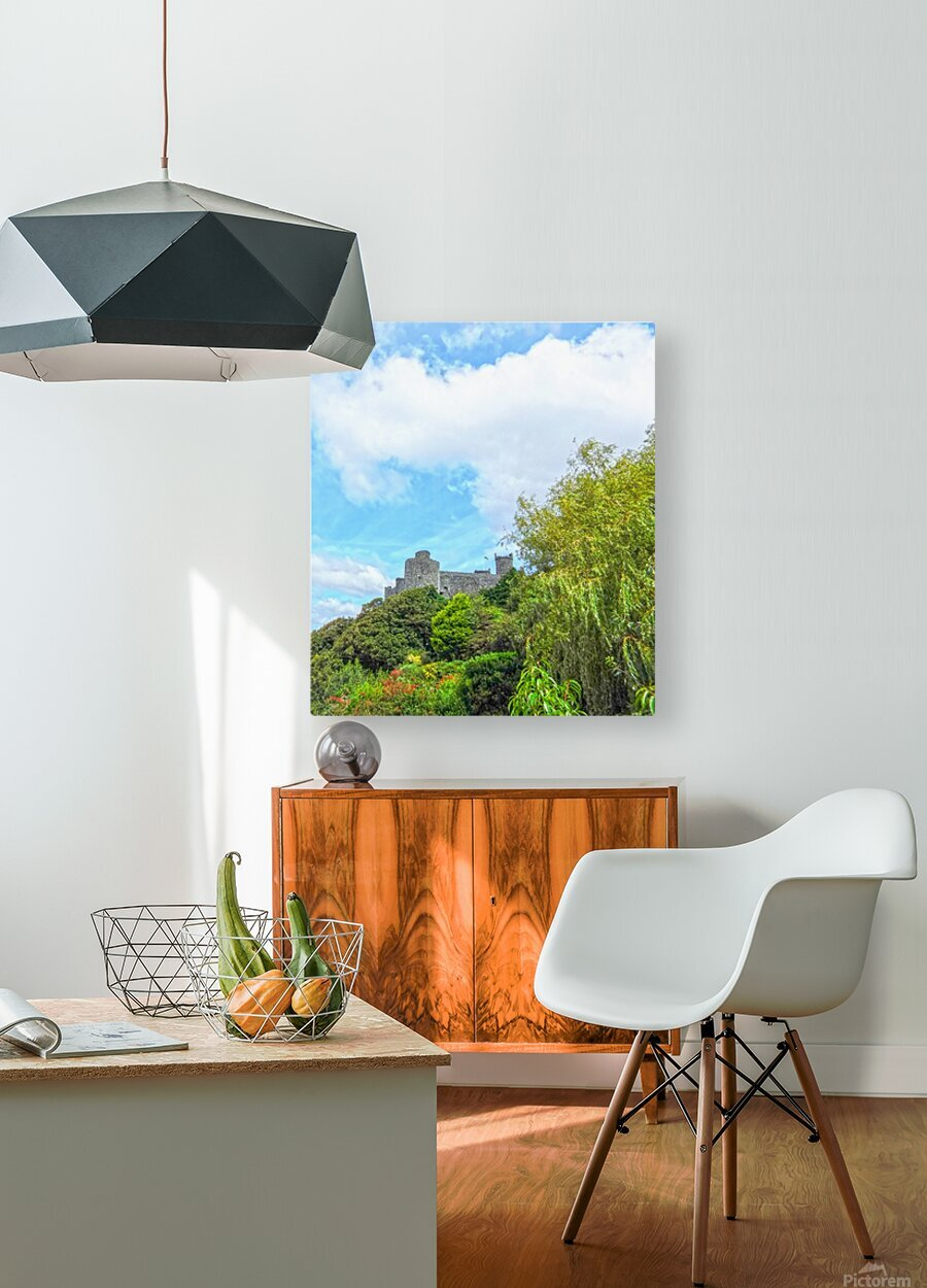 Wondrous Aberystwyth 4 of 5  HD Metal print with Floating Frame on Back