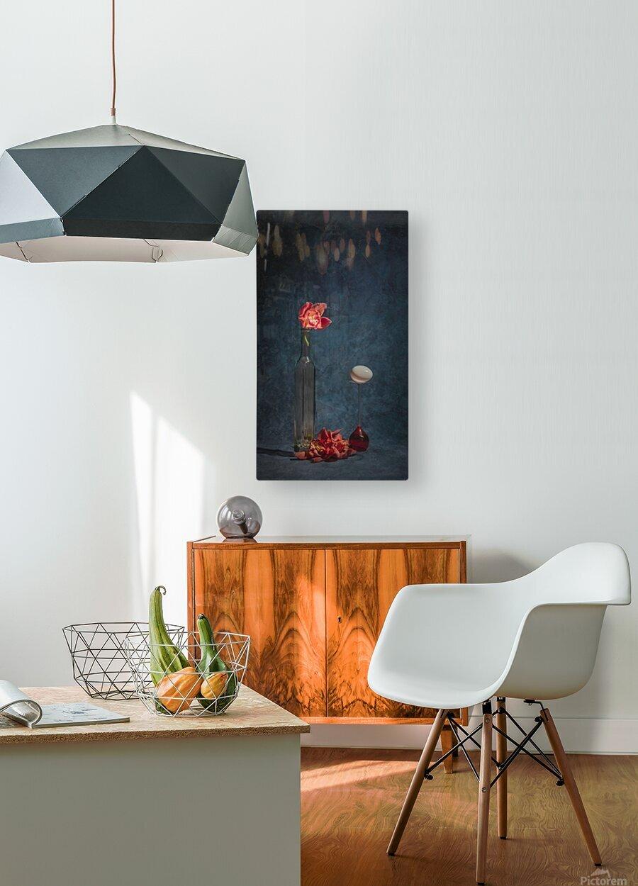 Etude Zen 3n  HD Metal print with Floating Frame on Back