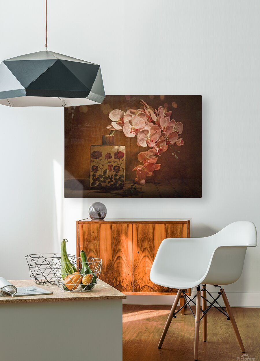 Etude Zen 7e  HD Metal print with Floating Frame on Back