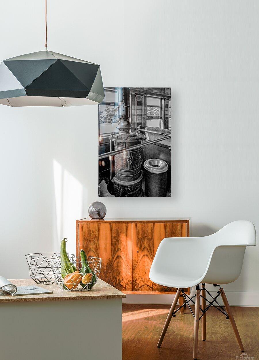 Strasburg 6  HD Metal print with Floating Frame on Back