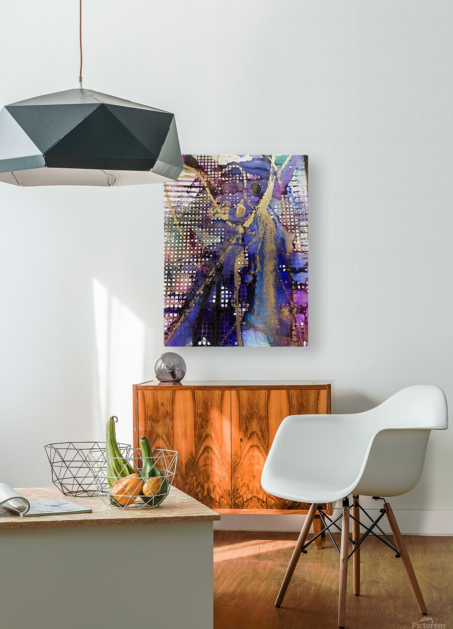 Breaking Free  HD Metal print with Floating Frame on Back
