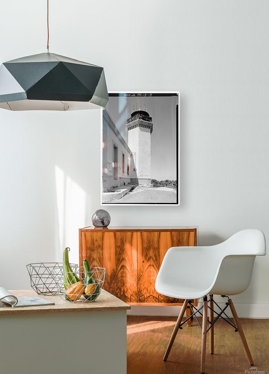 Faro de los Morillos de Arecibo, Puerto Rico  HD Metal print with Floating Frame on Back