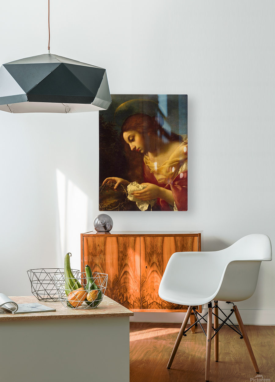 St Mary Magdalene  HD Metal print with Floating Frame on Back