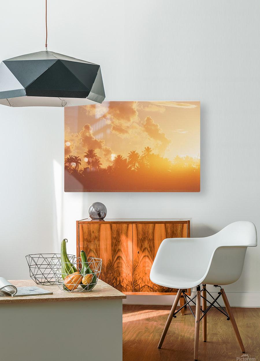 landscape_2_0097  HD Metal print with Floating Frame on Back