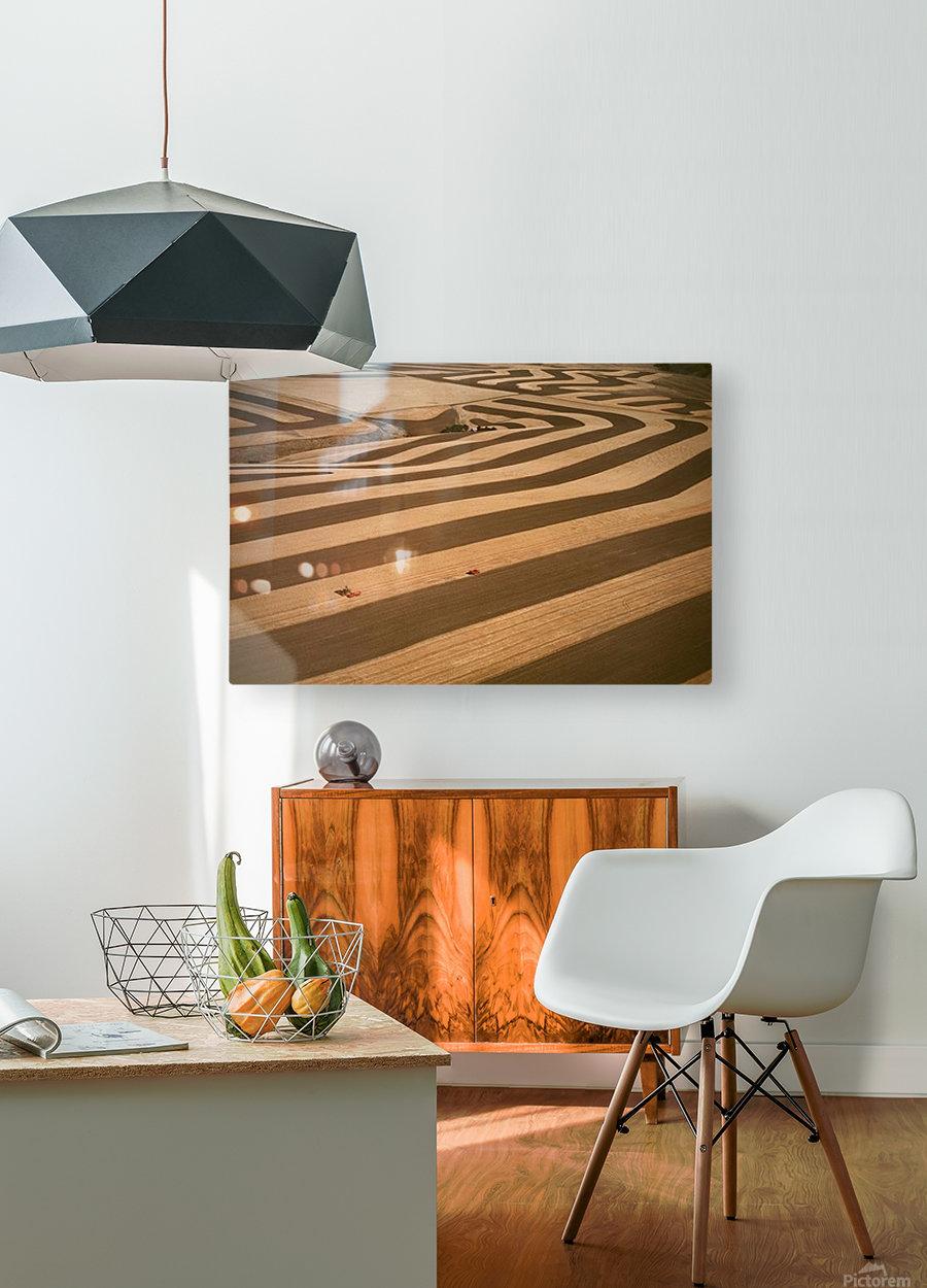 landscape_2_0594  HD Metal print with Floating Frame on Back