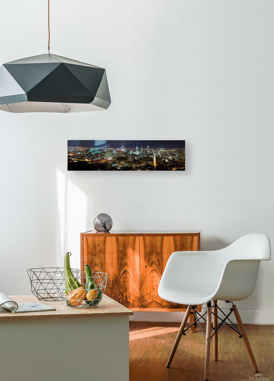 Shines Like a Diamond  HD Metal print with Floating Frame on Back