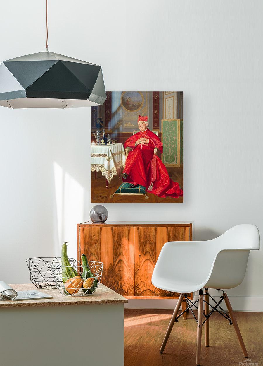 Good life  HD Metal print with Floating Frame on Back