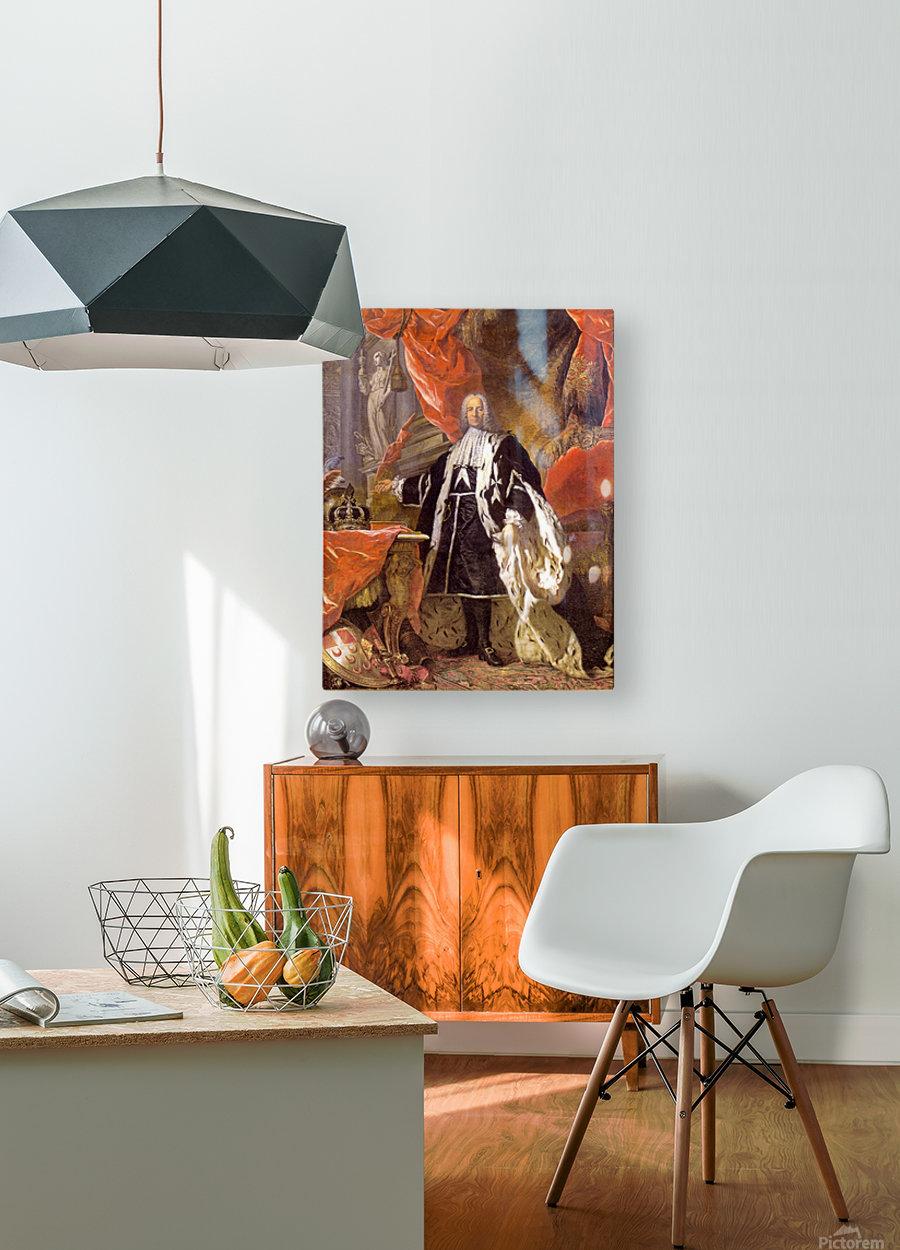 Emmanuel Pinto  HD Metal print with Floating Frame on Back