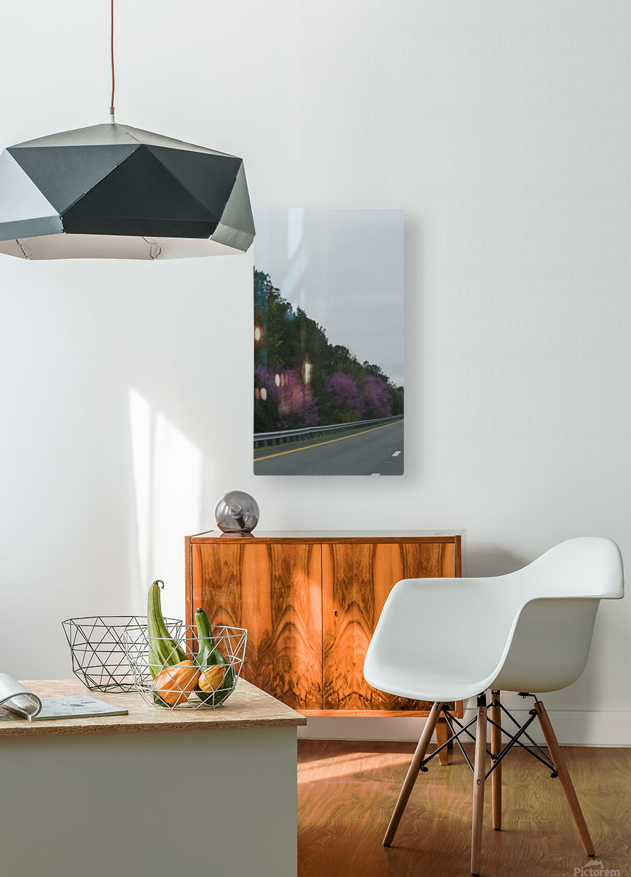 Nature is Marvelous  HD Metal print with Floating Frame on Back
