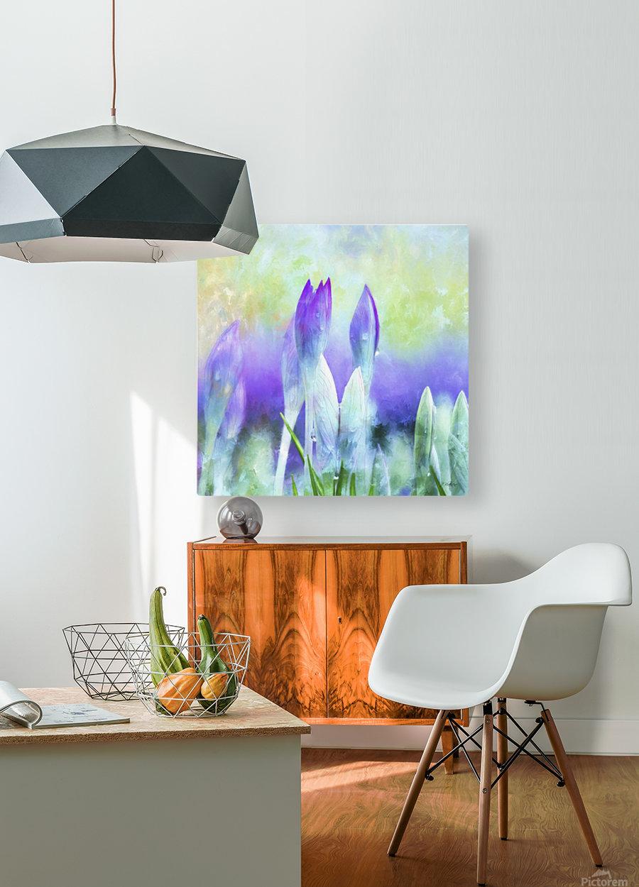 Promises Kept - Spring Art by Jordan Blackstone  HD Metal print with Floating Frame on Back
