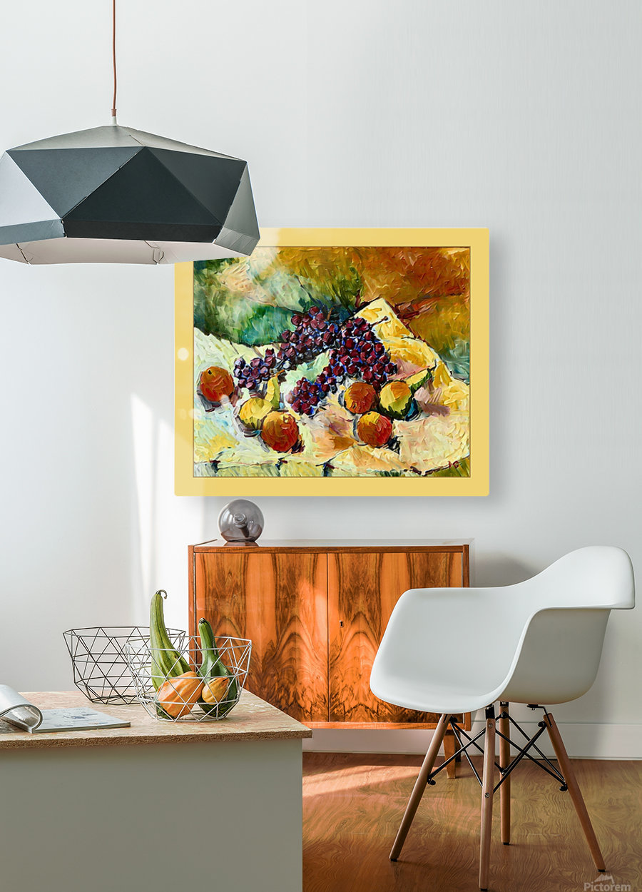 G115.3.1  HD Metal print with Floating Frame on Back