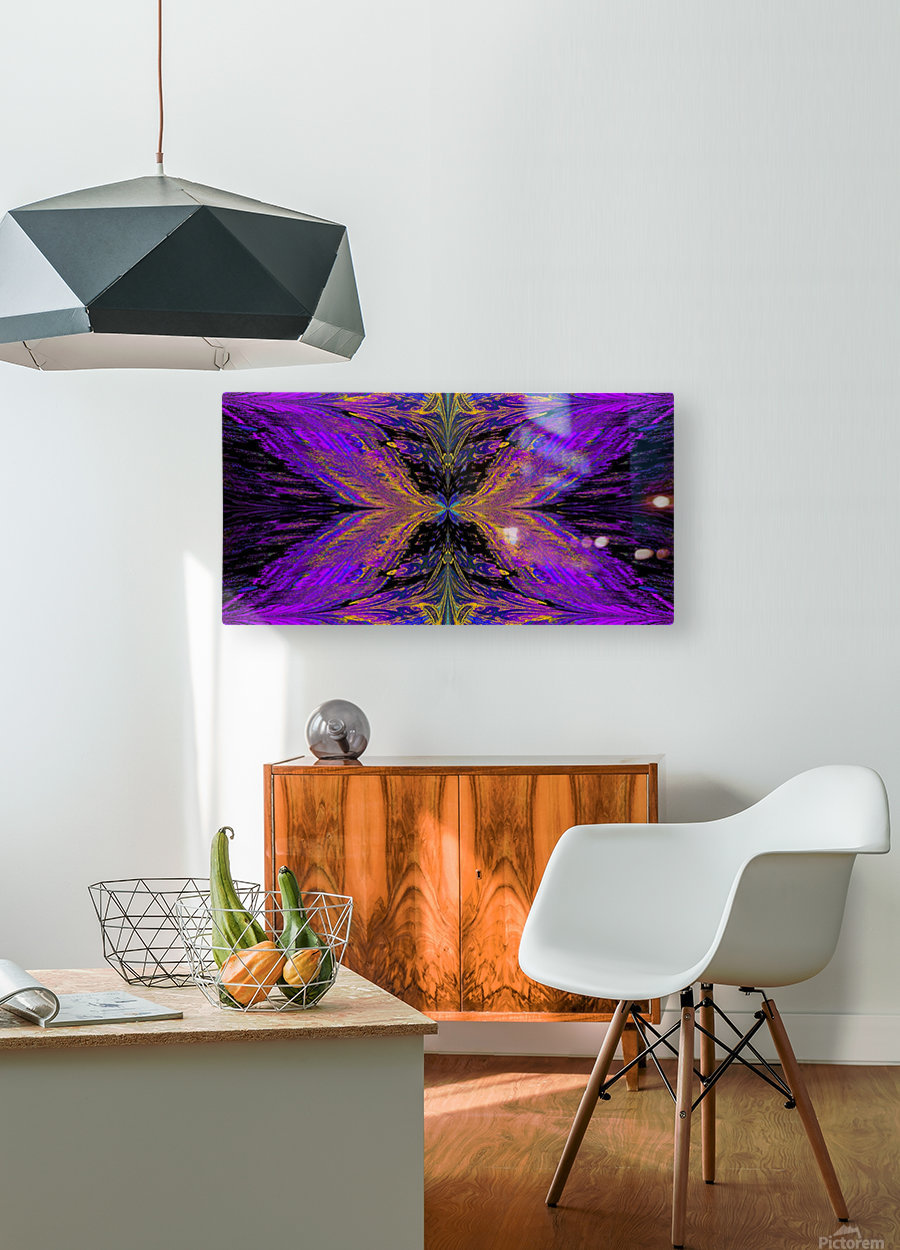 Butterflies For Anastacia 29  HD Metal print with Floating Frame on Back