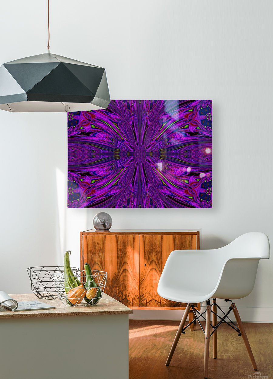 The Goddess PSYKHE 3  HD Metal print with Floating Frame on Back