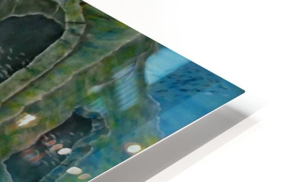 The Legends Kingdom HD Sublimation Metal print