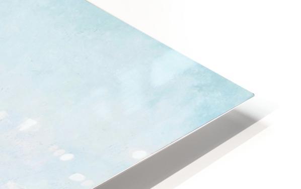 La baie de Naples HD Sublimation Metal print