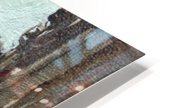 Montmartre HD Sublimation Metal print