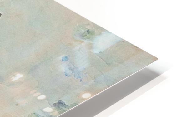 Paris, Null HD Sublimation Metal print