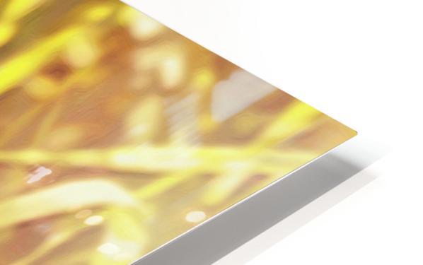 JesusEyes HD Sublimation Metal print