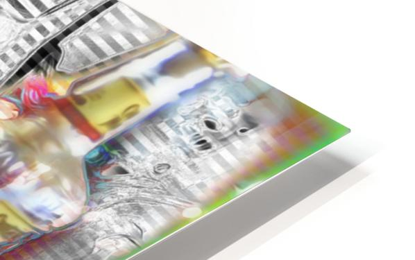 TheBasement HD Sublimation Metal print