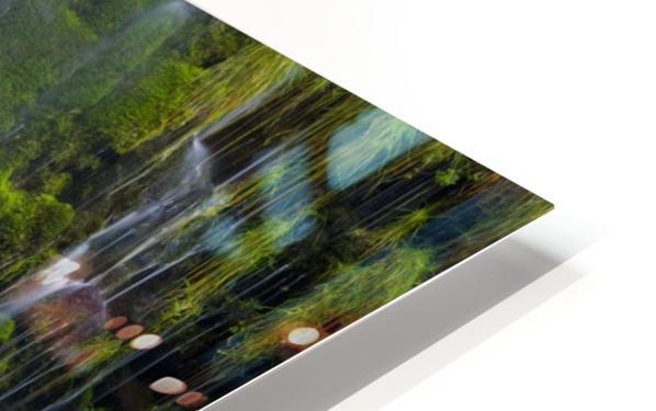 Magical retreat HD Sublimation Metal print