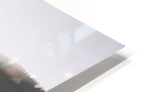 Quiet HD Sublimation Metal print