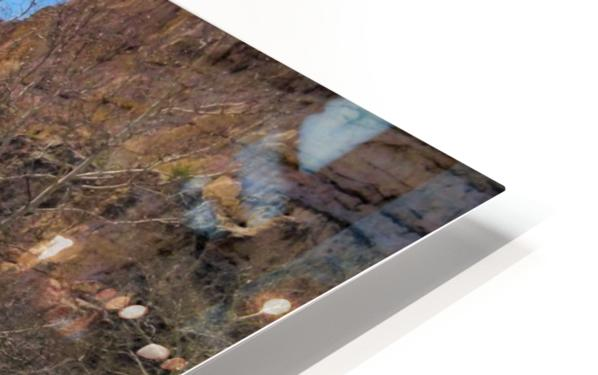 Montezuma's Castle-13 Impression de sublimation métal HD