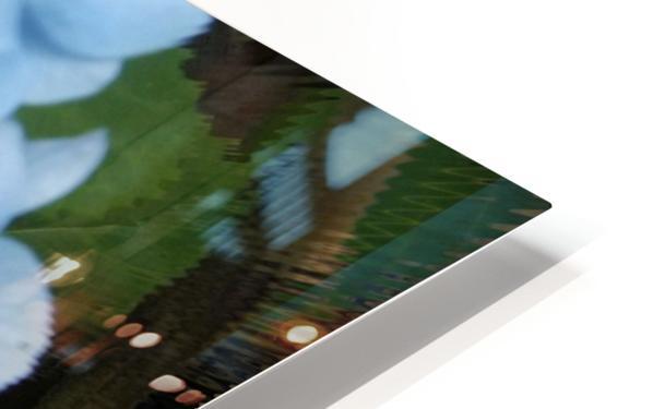 Hydrangea Impression de sublimation métal HD