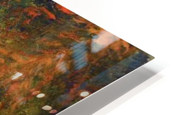 Spring Thaw HD Sublimation Metal print