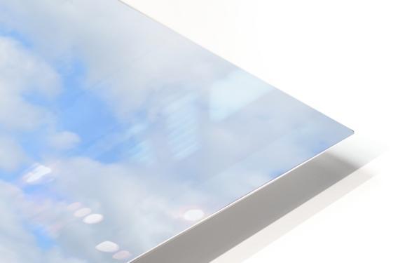 STORMONT, BELFAST HD Sublimation Metal print