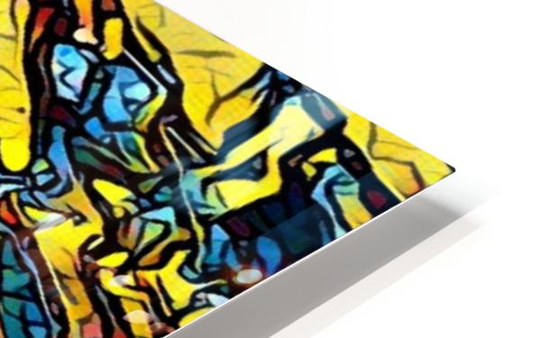 afs HD Sublimation Metal print