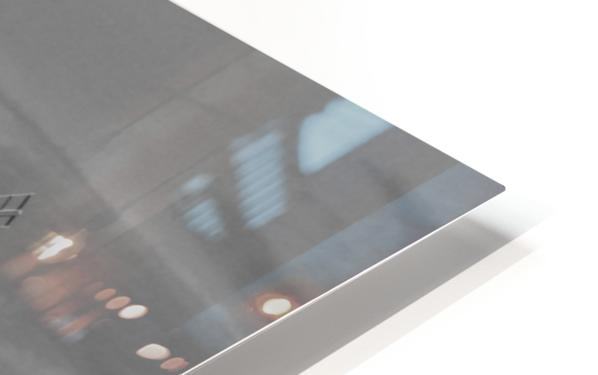 Cloud blower HD Sublimation Metal print