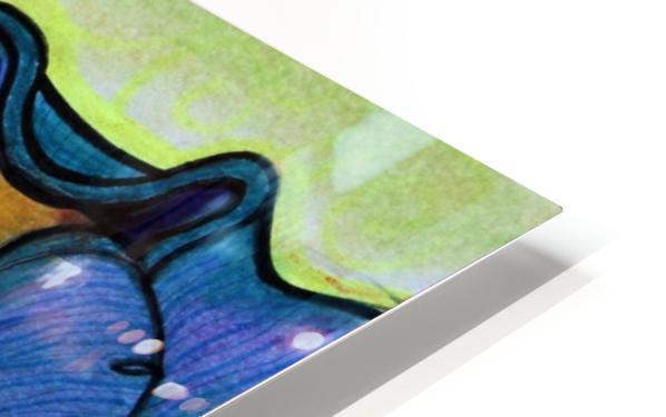 Siesta Ori HD Sublimation Metal print