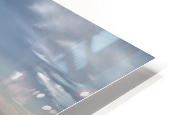Visions of Grandeur HD Sublimation Metal print
