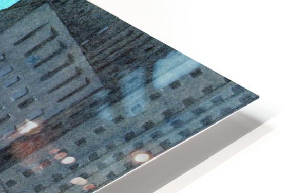 dream book HD Sublimation Metal print