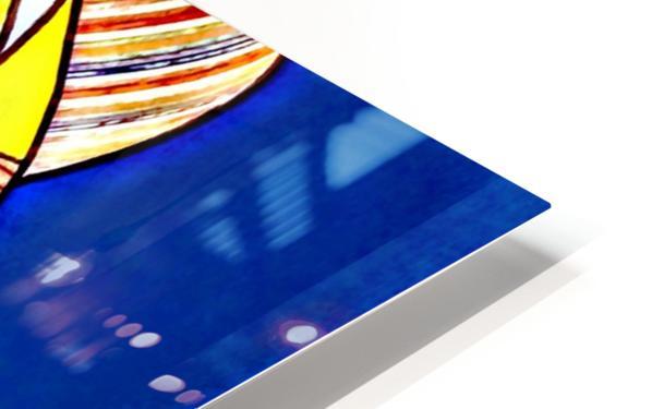 pixel HD Sublimation Metal print