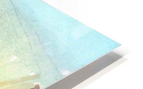 deeper HD Sublimation Metal print