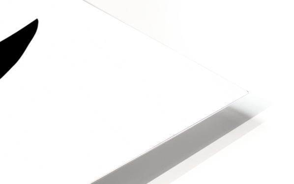 BATCHILD HD Sublimation Metal print