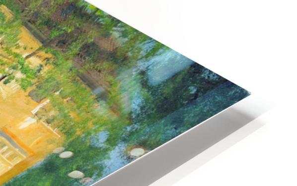 Unoccupied Estate. HD Sublimation Metal print