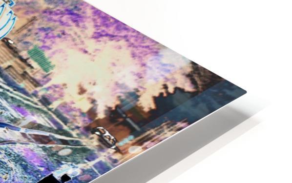 Tanker Wagons. HD Sublimation Metal print
