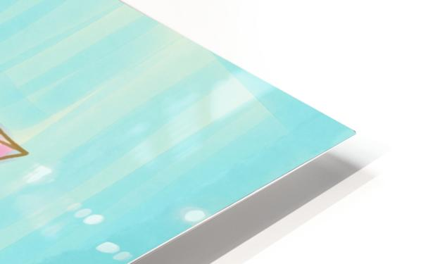 Mutual HD Sublimation Metal print