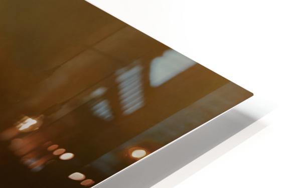 Textured Strix Varia HD Sublimation Metal print