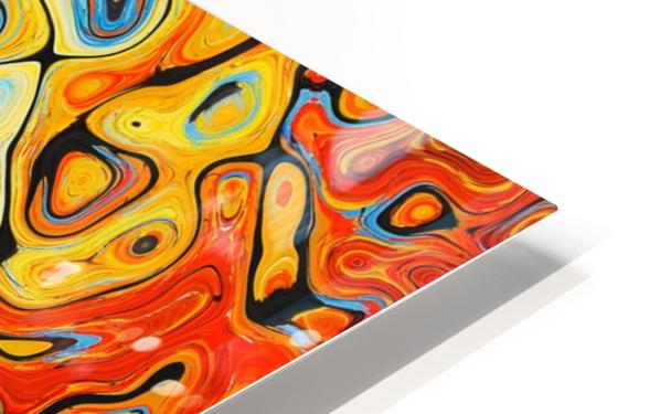 background HD Sublimation Metal print