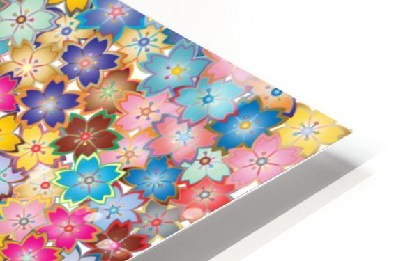 sakura HD Sublimation Metal print