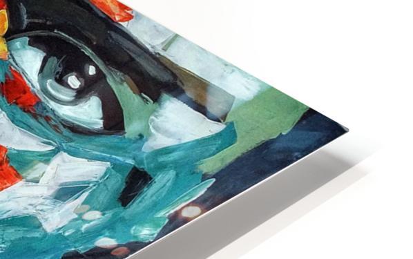 art HD Sublimation Metal print