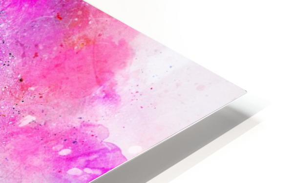background9 HD Sublimation Metal print