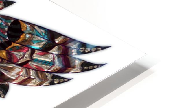 owl HD Sublimation Metal print